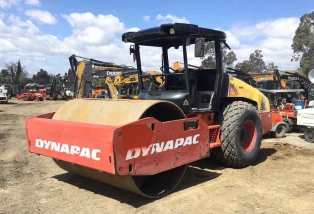 Detail photo of 2013 Dynapac CA250D from Construction Equipment Guide