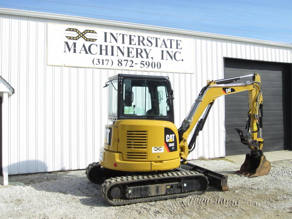Detail photo of 2014 Caterpillar 304E CR from Construction Equipment Guide