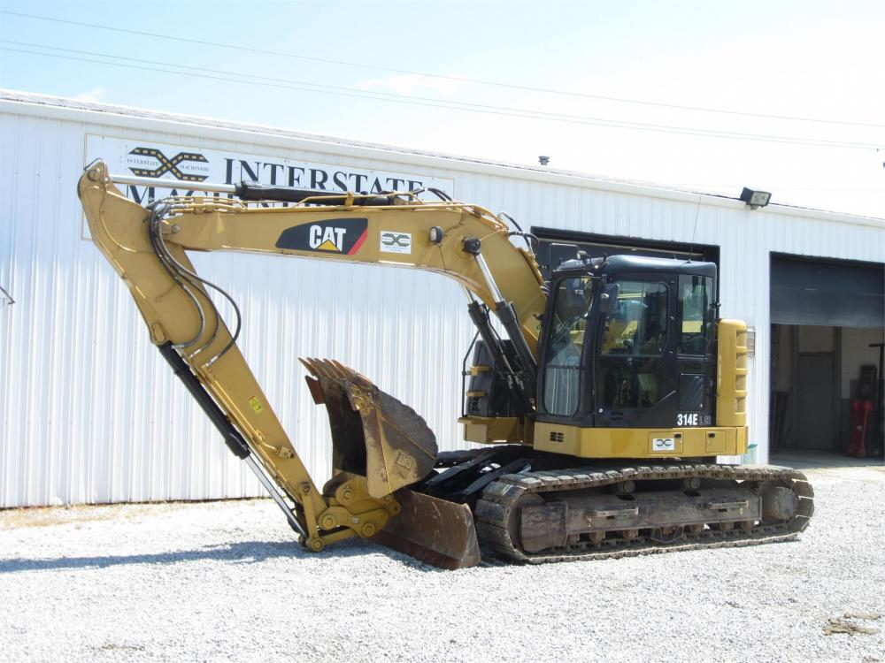 Detail photo of 2013 Caterpillar 314E LCR from Construction Equipment Guide