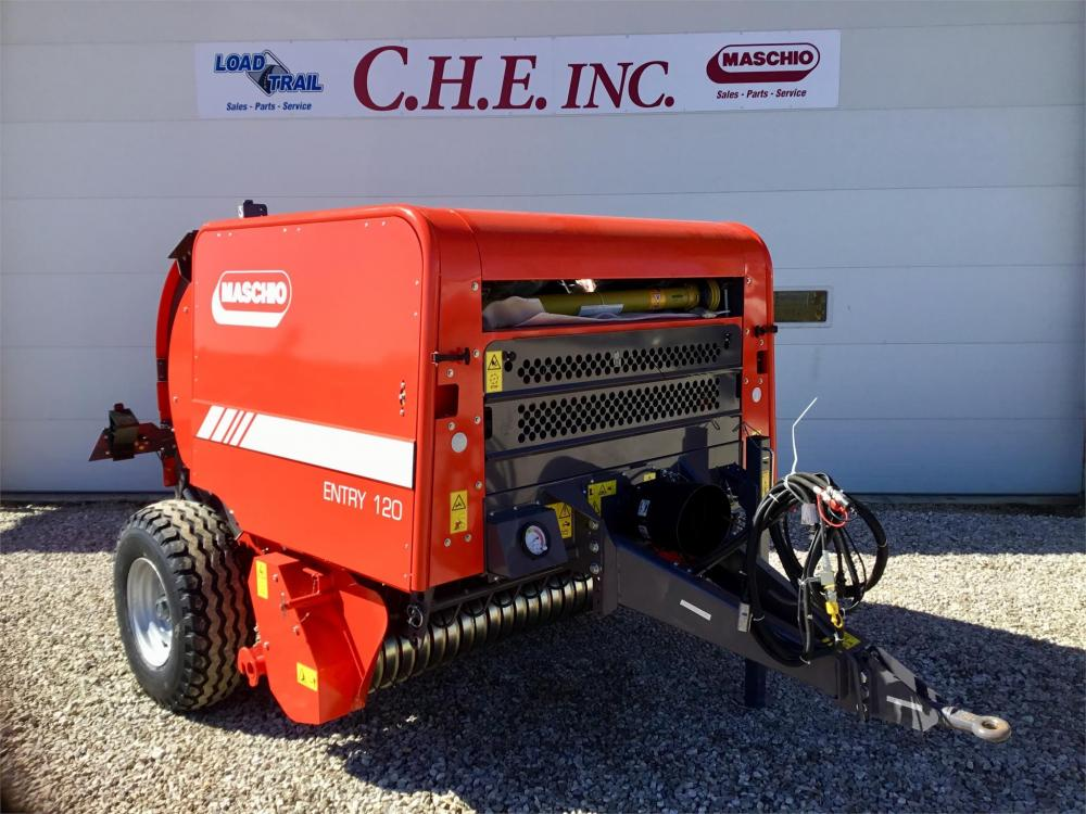 Detail photo of 2019 MASCHIO ENTRY 120 from Construction Equipment Guide