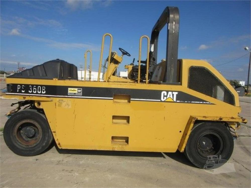 Detail photo of 1999 Caterpillar PS360B from Construction Equipment Guide