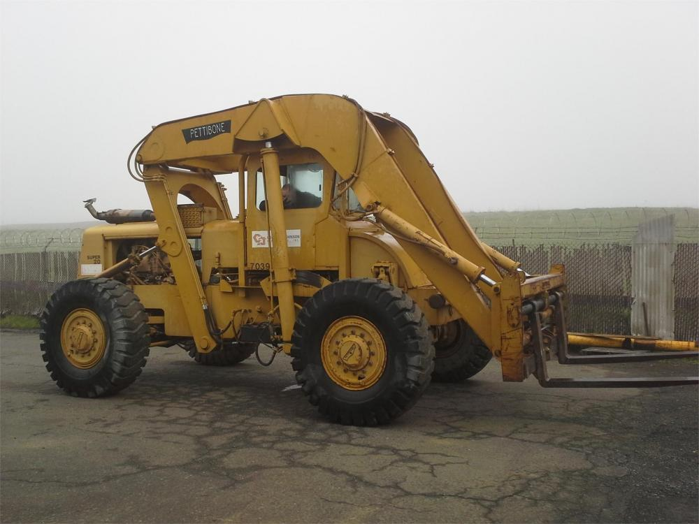 Detail photo of 1974 Pettibone CARY LIFT 204C from Construction Equipment Guide
