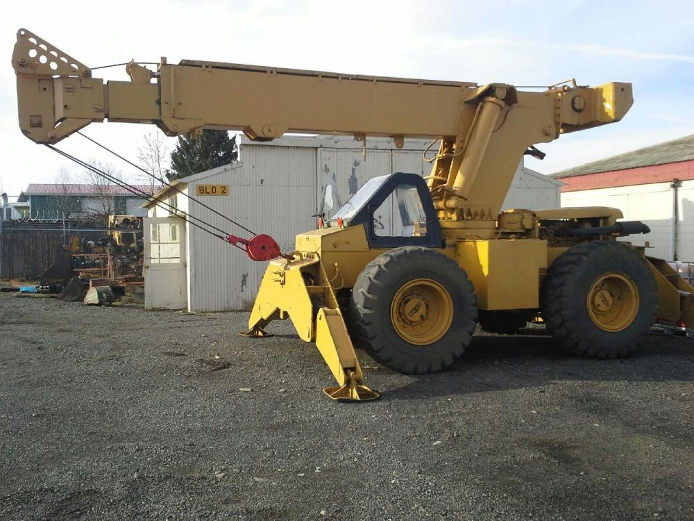 Detail photo of 1967 Pettibone 30MK from Construction Equipment Guide