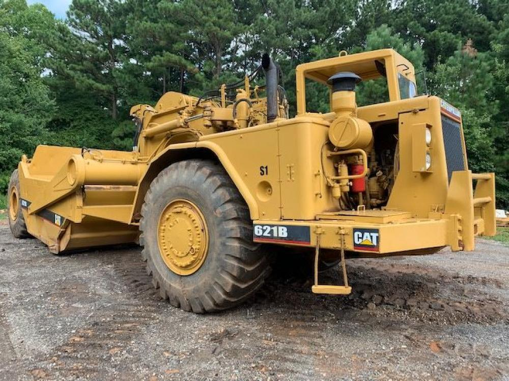 Detail photo of 1979 Caterpillar 621B from Construction Equipment Guide