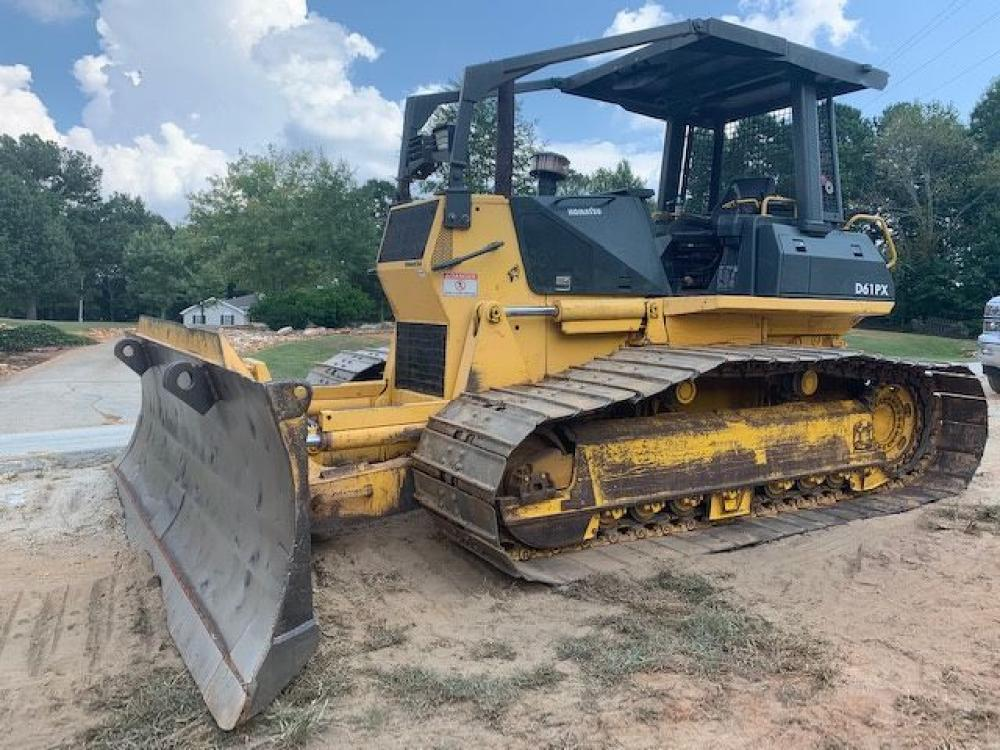 Detail photo of 2001 Komatsu D61PX-12 from Construction Equipment Guide