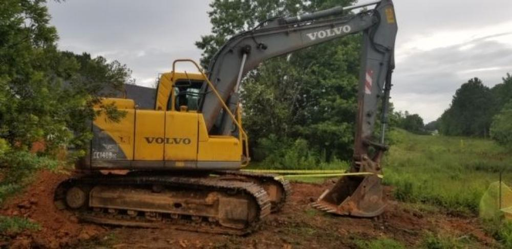 Detail photo of 2003 Volvo EC140B from Construction Equipment Guide