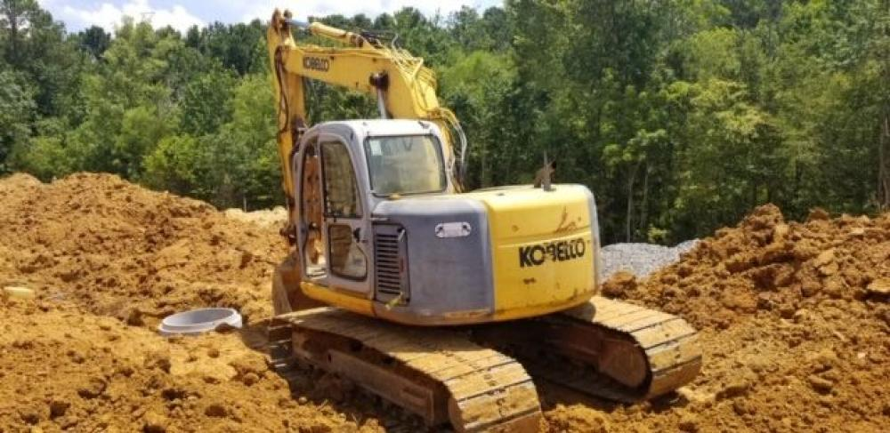 Detail photo of 0 Kobelco SK135SRLC-1 from Construction Equipment Guide