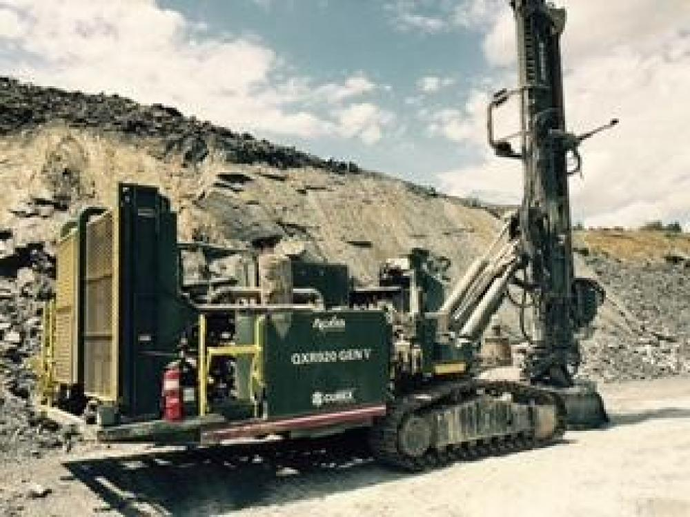 Detail photo of 2009 Cubex QXR920 from Construction Equipment Guide