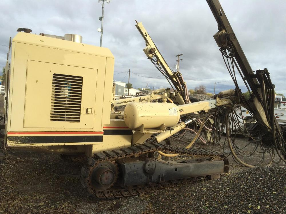 Detail photo of 1992 Ingersoll Rand ECM370 from Construction Equipment Guide