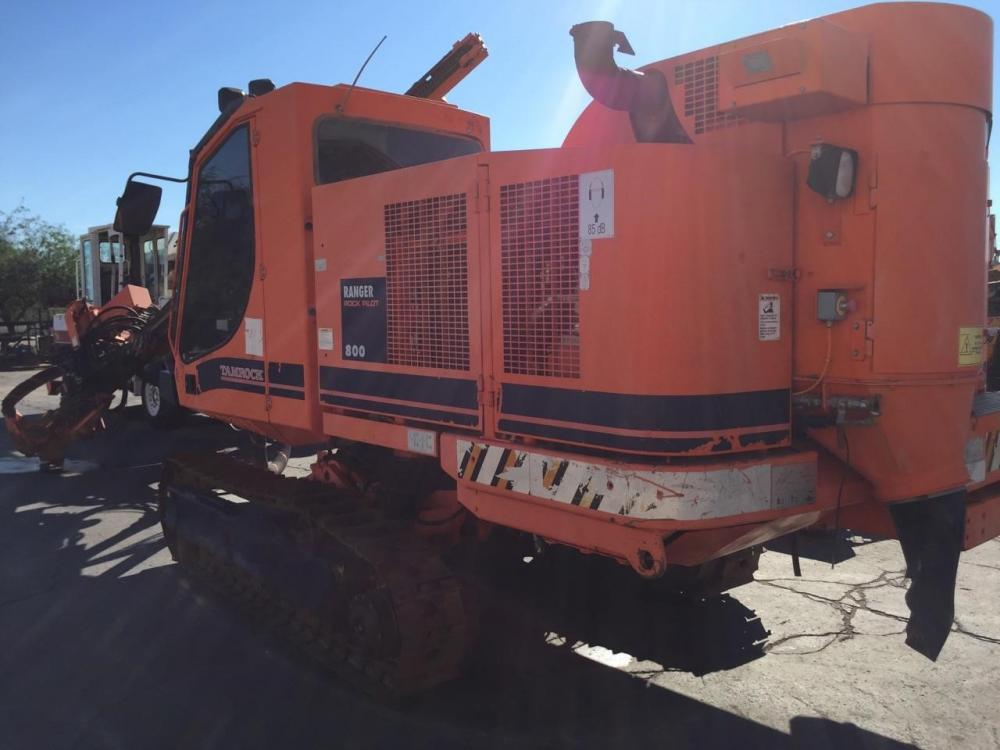 Detail photo of 2006 Sandvik DX800 from Construction Equipment Guide