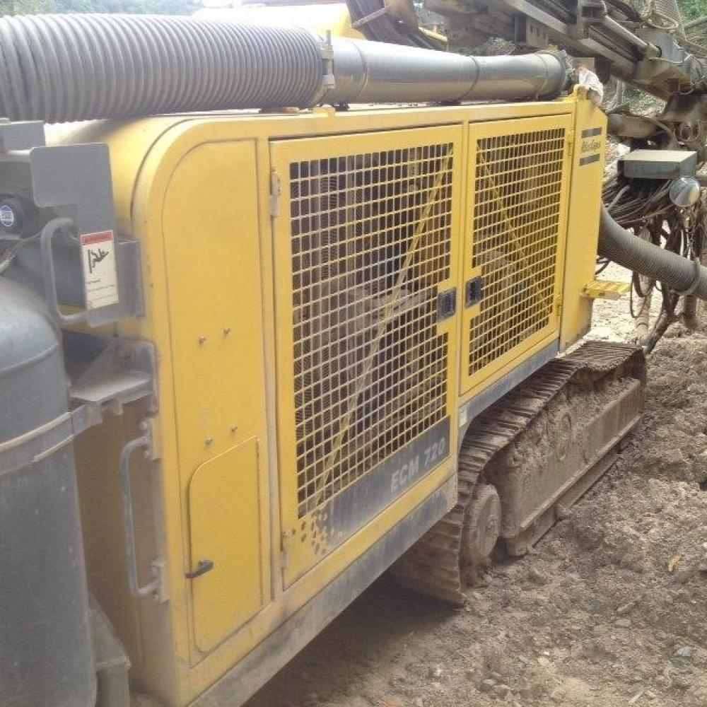 Detail photo of 2008 Atlas Copco ECM720 from Construction Equipment Guide