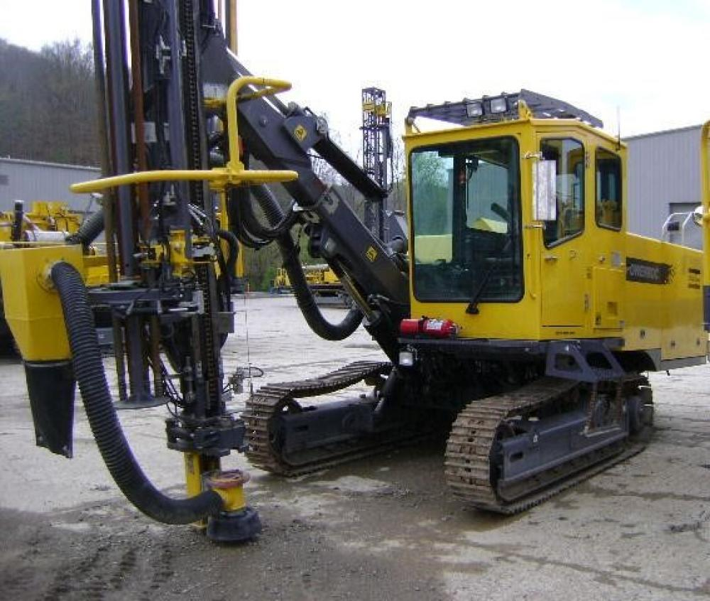 Detail photo of 2014 Atlas Copco POWERROC T45 from Construction Equipment Guide