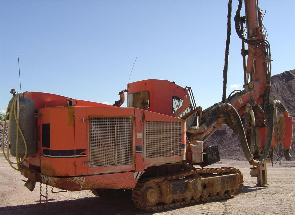 Detail photo of 1998 Sandvik DP1100 from Construction Equipment Guide