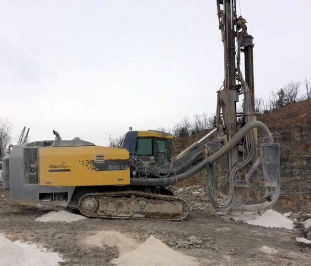 Detail photo of 2008 Atlas Copco ROC L8 from Construction Equipment Guide