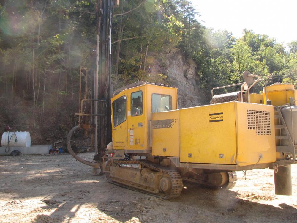 Detail photo of 2011 Atlas Copco POWERROC T45 from Construction Equipment Guide
