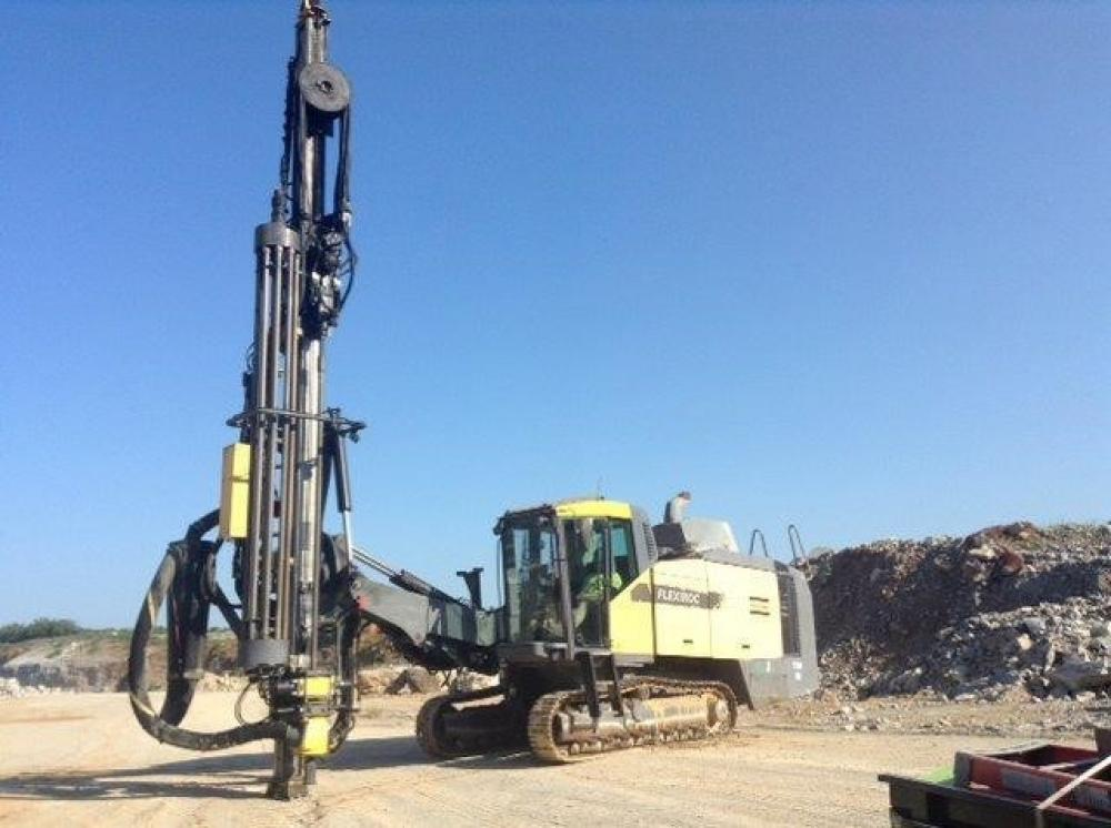 Detail photo of 2011 Atlas Copco FLEXIROC T45 from Construction Equipment Guide