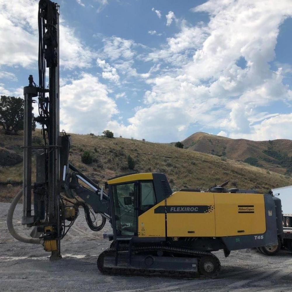 Detail photo of 2013 Atlas Copco FLEXIROC T45 from Construction Equipment Guide