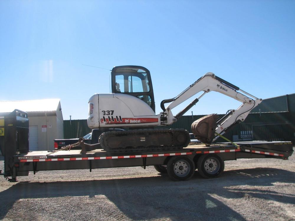 Detail photo of 2008 Bobcat 337G from Construction Equipment Guide