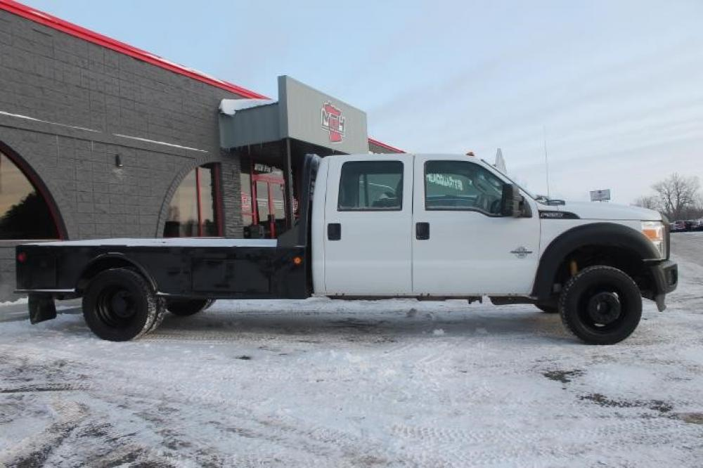 Detail photo of 2012 Ford F550 XL SD from Construction Equipment Guide