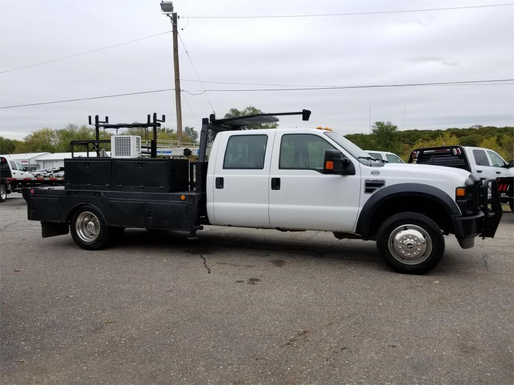Detail photo of 2008 Ford F450 XL SD from Construction Equipment Guide