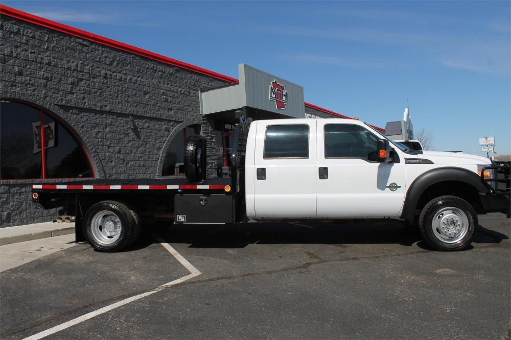 Detail photo of 2014 Ford F550 from Construction Equipment Guide