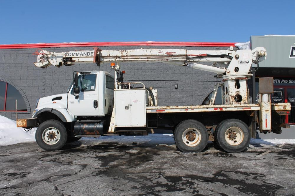 Detail photo of 2003 Terex COMMANDER 6000 from Construction Equipment Guide