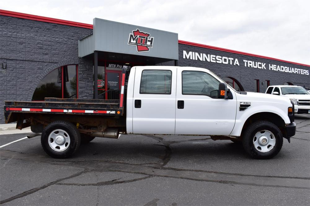 Detail photo of 2008 Ford F350 SD XL from Construction Equipment Guide
