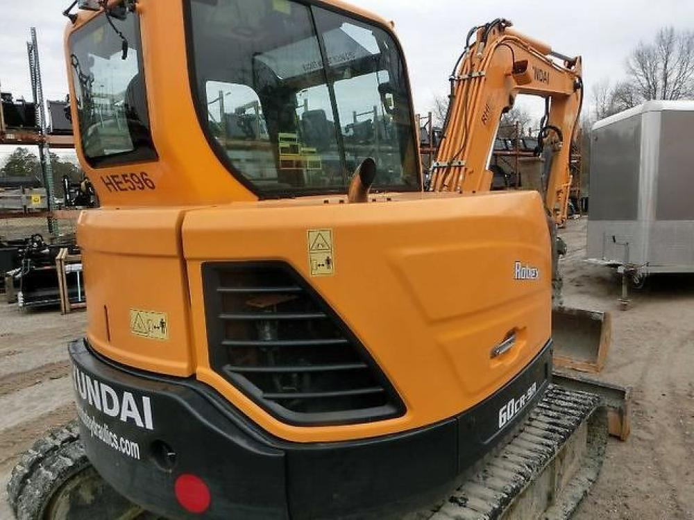 Detail photo of 2016 Hyundai 60CR-9 from Construction Equipment Guide