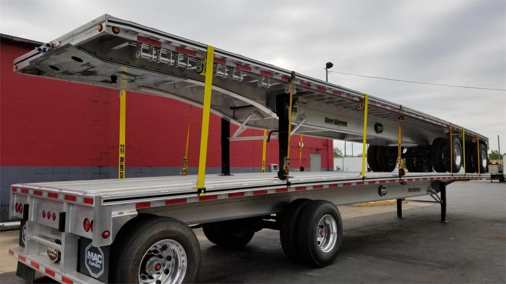 Detail photo of 2019 MAC TRAILER MFG FLATBED from Construction Equipment Guide