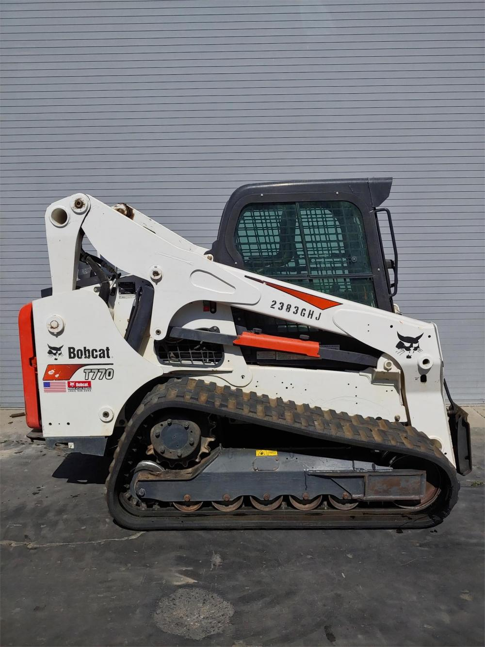 Detail photo of 2017 Bobcat T770 from Construction Equipment Guide