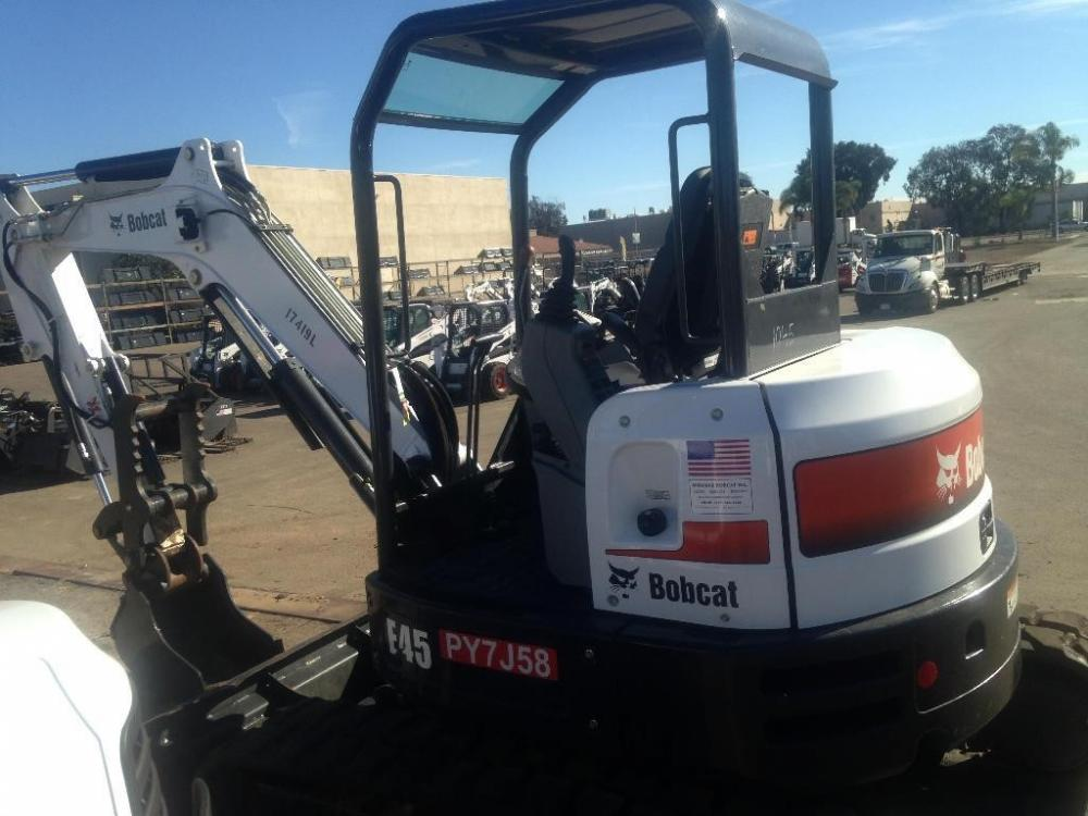 Detail photo of 2014 Bobcat E45 from Construction Equipment Guide