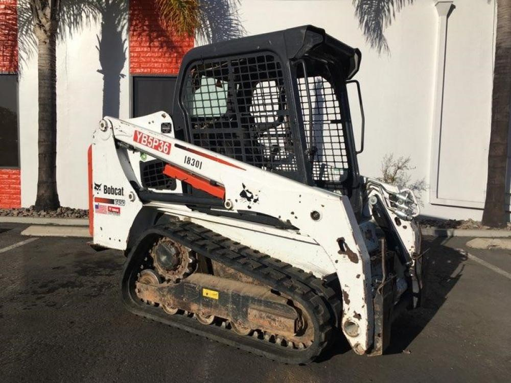 Detail photo of 2015 Bobcat T450 from Construction Equipment Guide