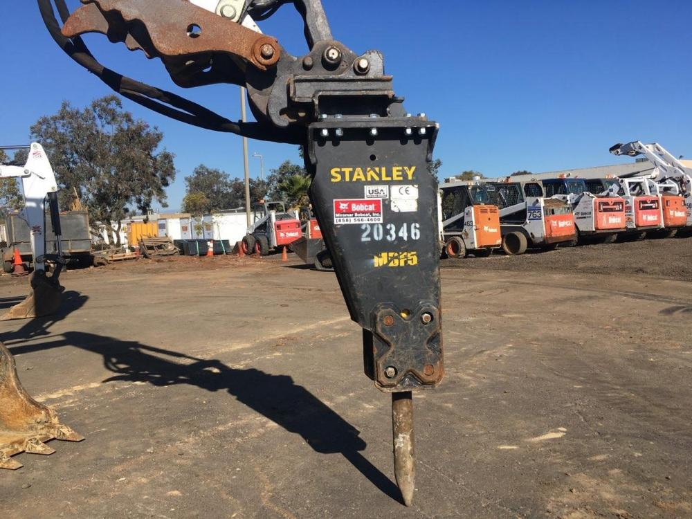 Detail photo of 2018 Stanley MBF5 from Construction Equipment Guide