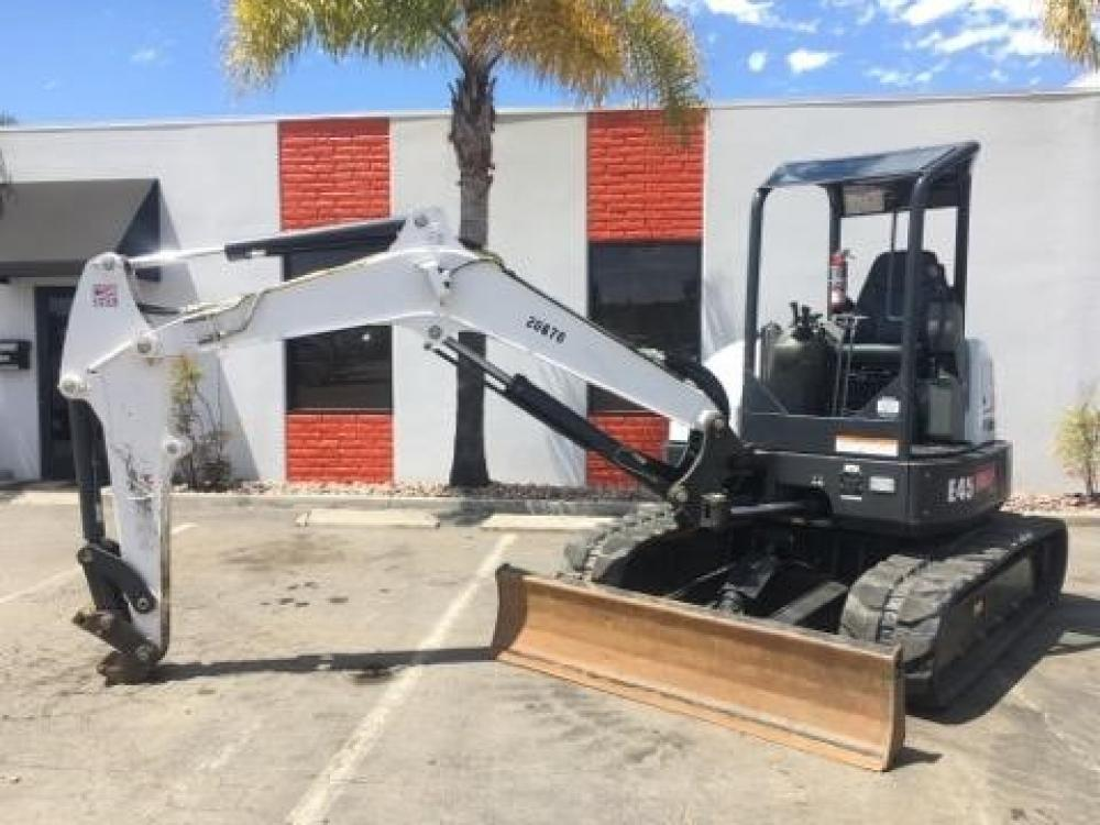 Detail photo of 2016 Bobcat E45 from Construction Equipment Guide