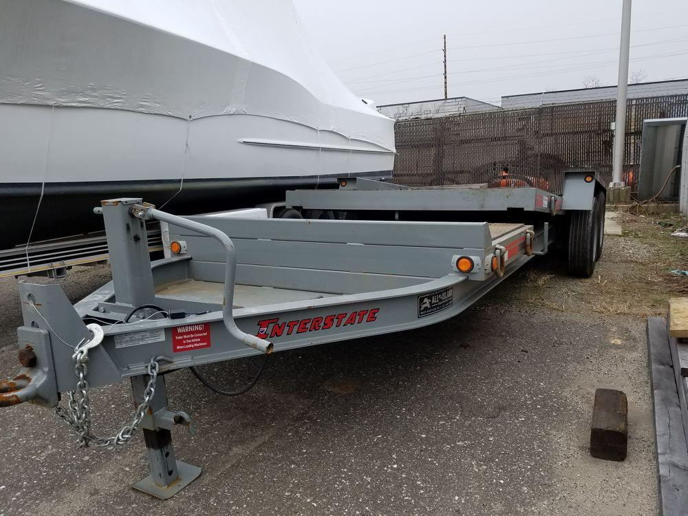 Detail photo of 2016 Interstate TRAILER from Construction Equipment Guide