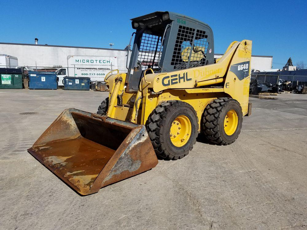 Detail photo of 2008 Gehl 6640E from Construction Equipment Guide