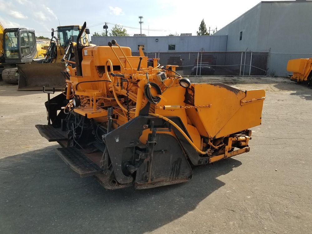 Detail photo of 2000 LeeBoy 1000C from Construction Equipment Guide