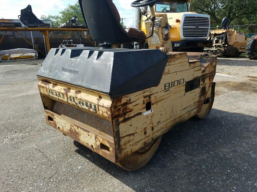 Detail photo of 1987 Beuthling B100 from Construction Equipment Guide