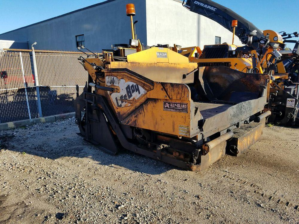 Detail photo of 2012 LeeBoy 1000F from Construction Equipment Guide