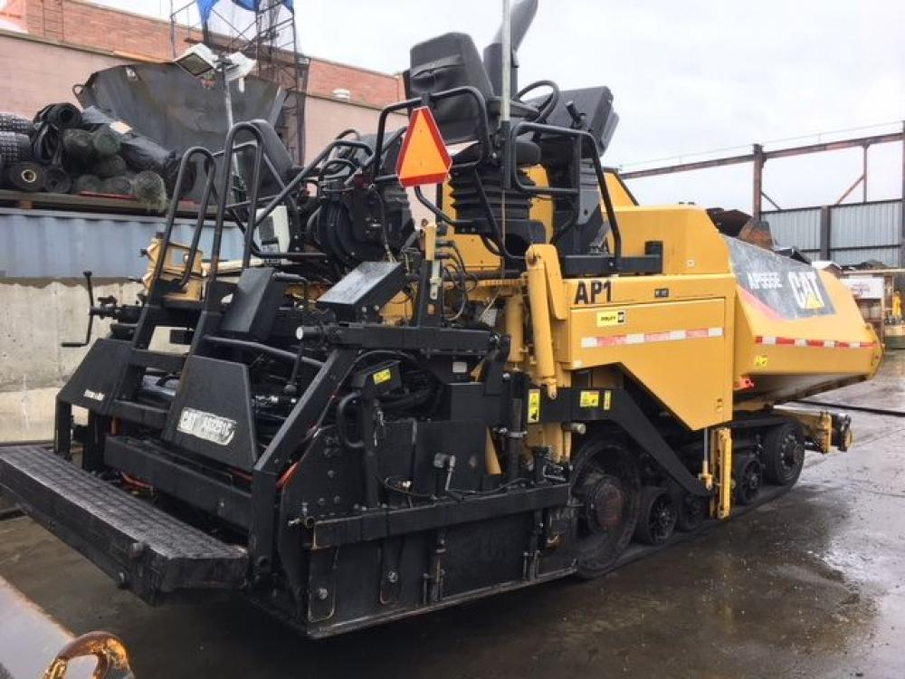 Detail photo of 0 Caterpillar AP555E from Construction Equipment Guide