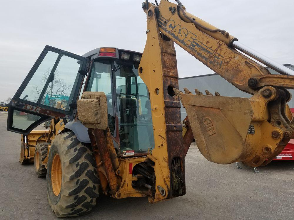 Detail photo of 1999 Case 590L from Construction Equipment Guide