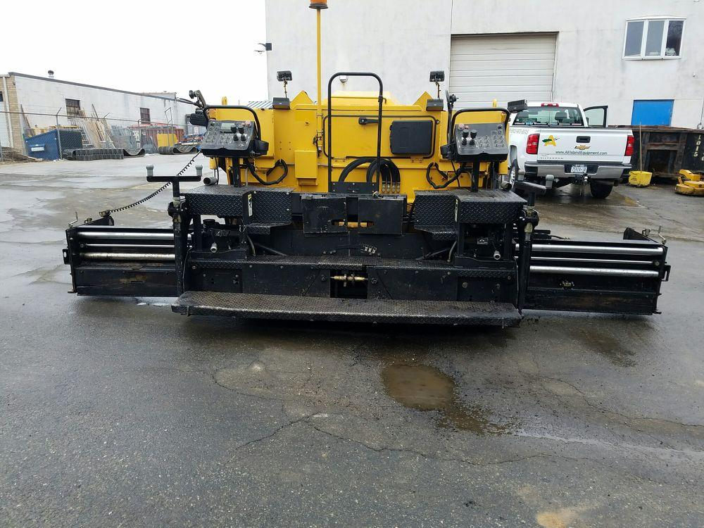 Detail photo of 2014 Weiler P-385 from Construction Equipment Guide