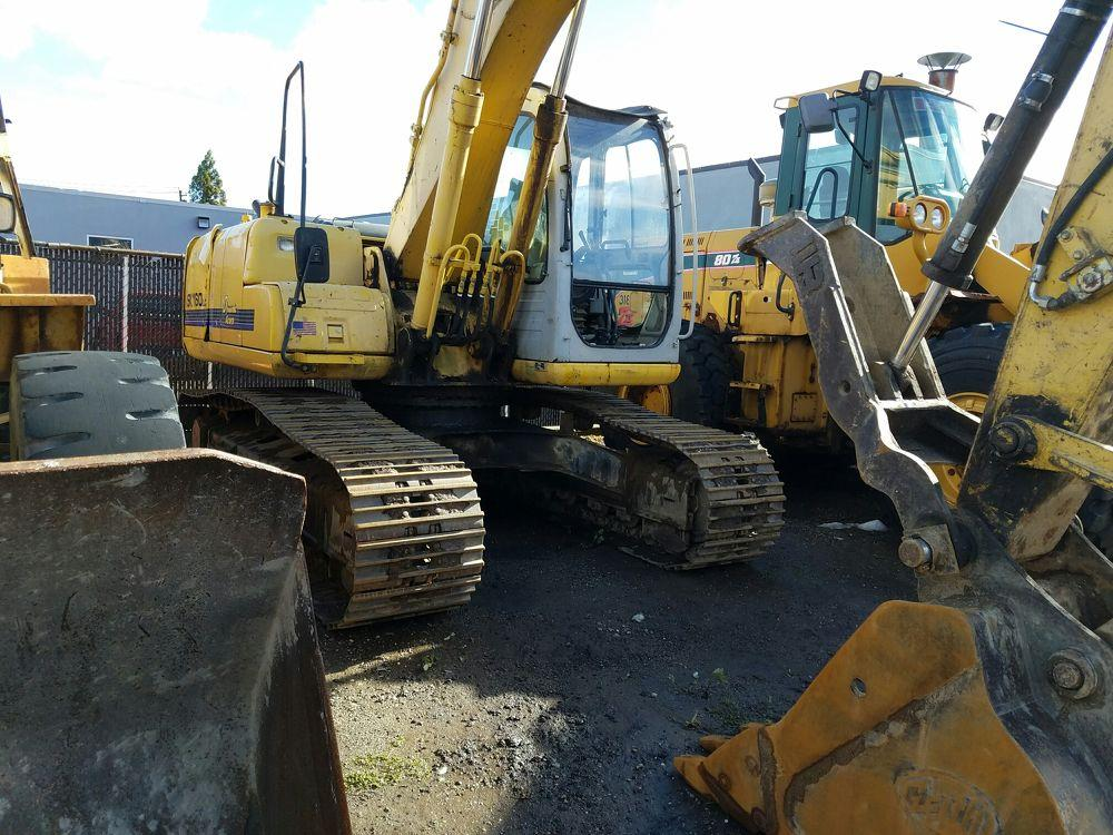 Detail photo of 2005 Kobelco SK160 LC from Construction Equipment Guide