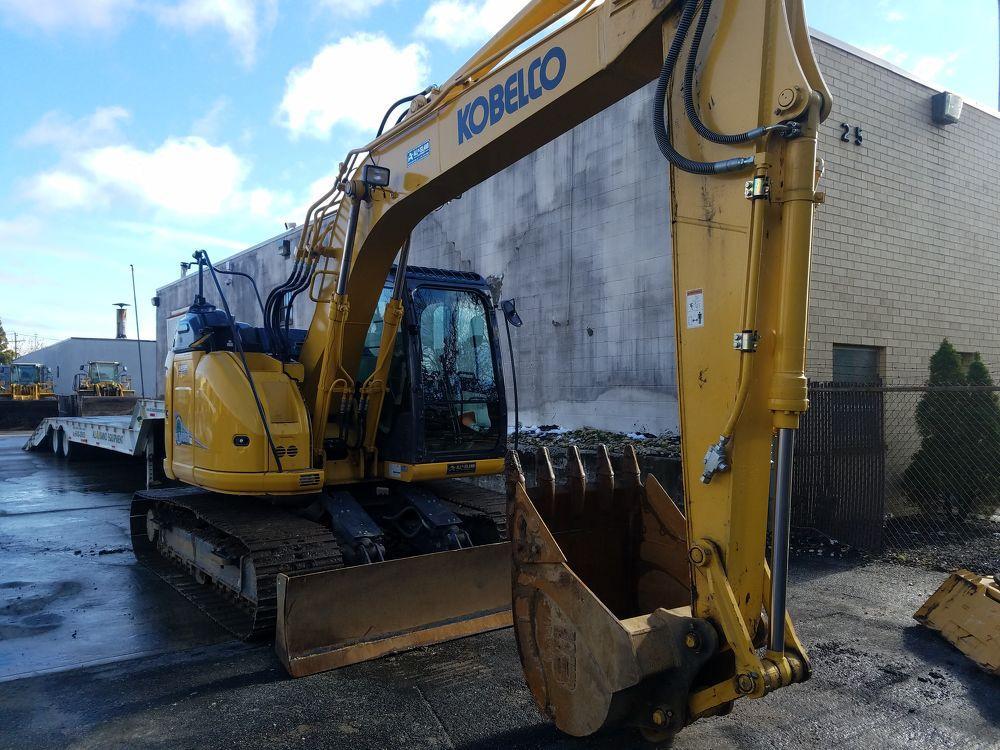 Detail photo of 2017 Kobelco 140SR from Construction Equipment Guide