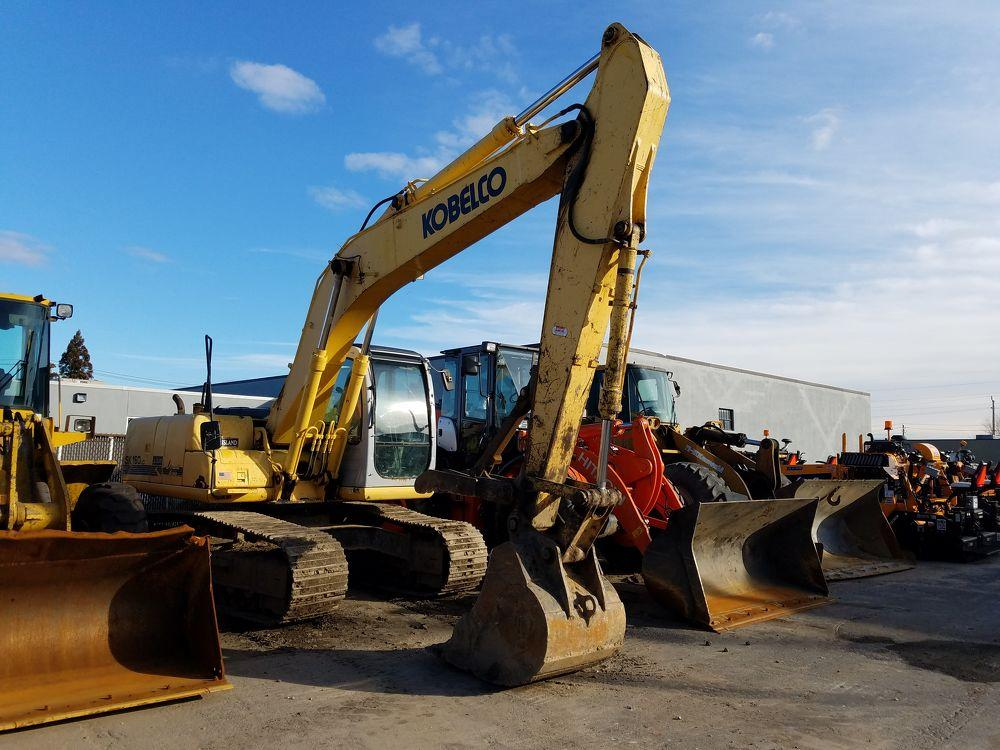 Detail photo of 2007 Kobelco SK160 LC DYNAMIC ACERA from Construction Equipment Guide