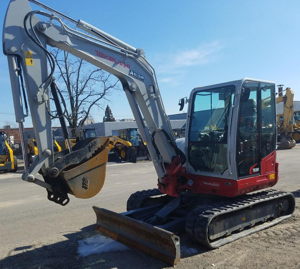 Detail photo of 2017 Takeuchi TB260CR from Construction Equipment Guide
