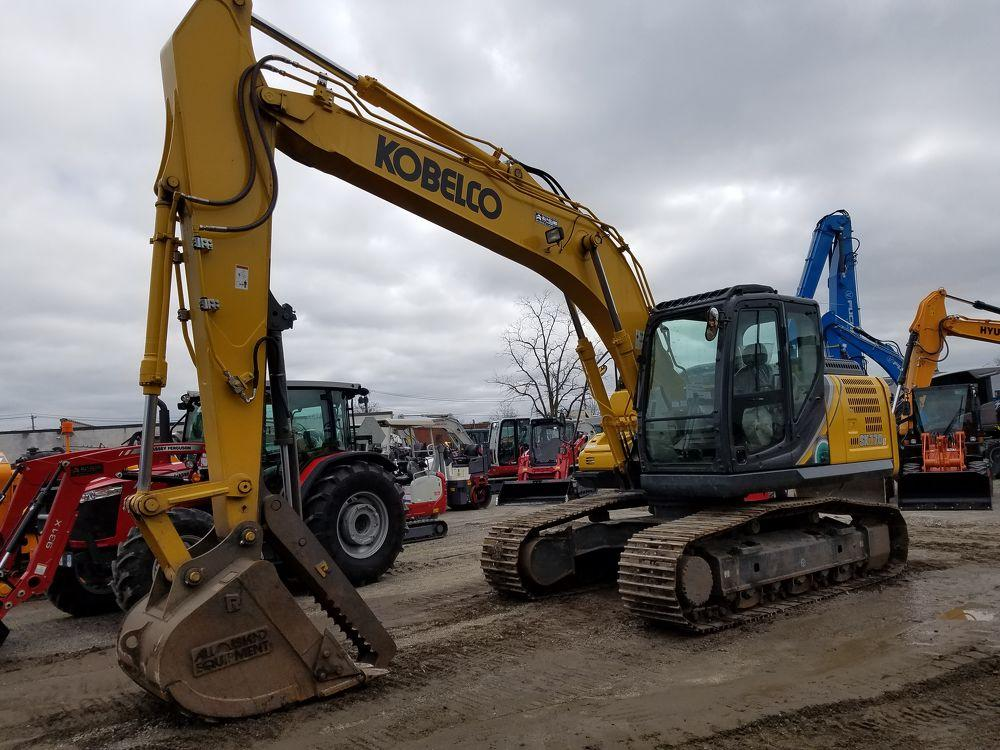 Detail photo of 2019 Kobelco SK170 LC-10 from Construction Equipment Guide