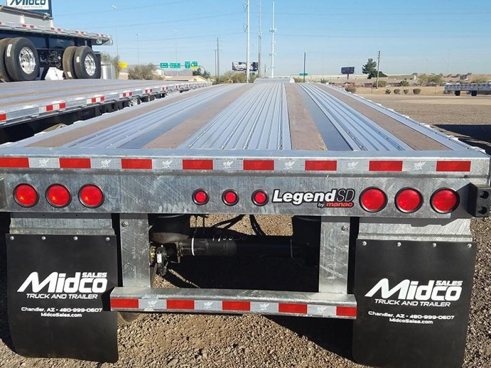 Detail photo of 2020 Manac COMBO FLATBED - COIL PACKAGE from Construction Equipment Guide
