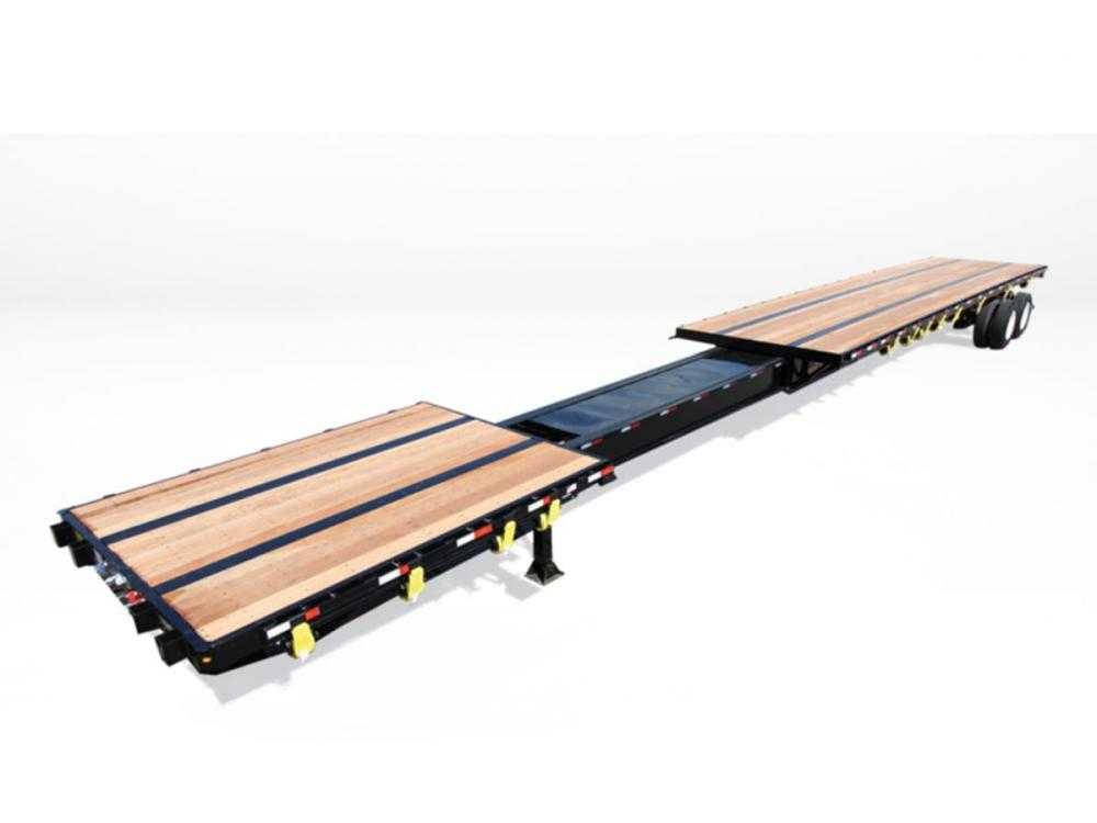 Detail photo of 2021 Dorsey EXTENDABLE FLATBED from Construction Equipment Guide
