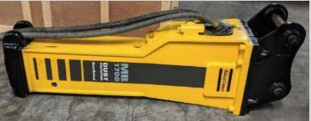 Detail photo of 2011 Atlas Copco MB1700 from Construction Equipment Guide